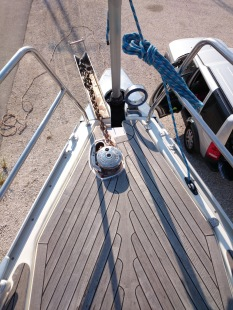 Vertical windlass hanse 430 final