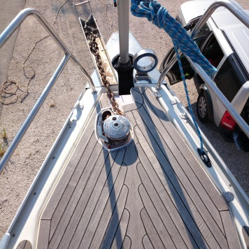 Vertical windlass hanse 430 final
