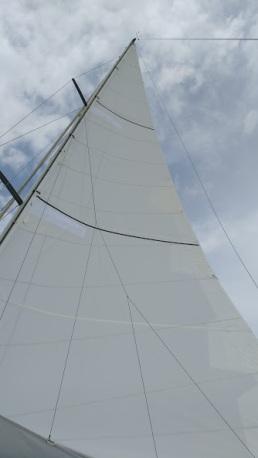 Soledad Vectron main sail