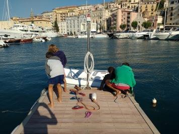 Gaeta-harbour