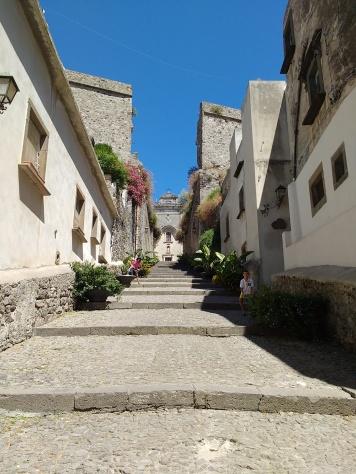 The town of Lipari
