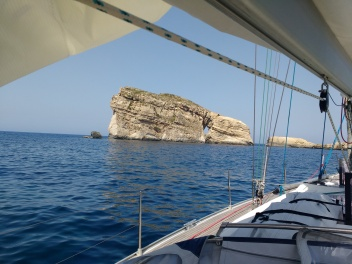Gozo anchor