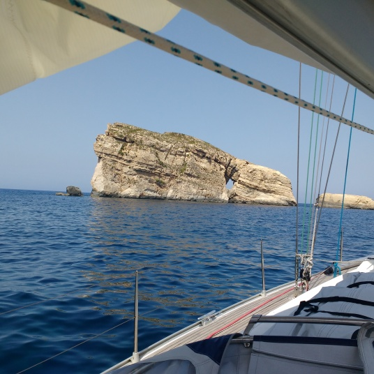 Gozo anchor