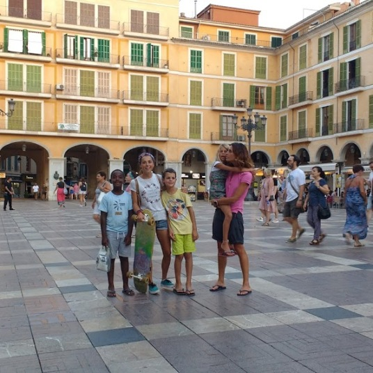 Majorca plaza mayor