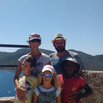 Soledad crew at Cabrera