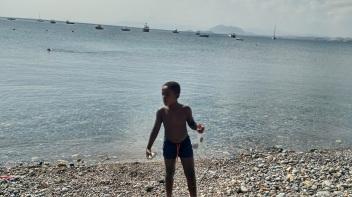 Azohias beach