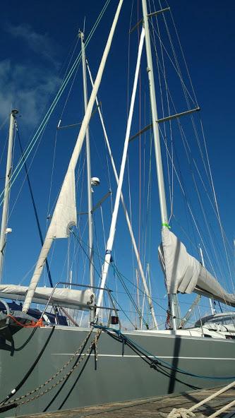 Soledad storm sail