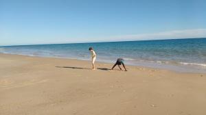 Culatra beach