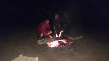 Morocco desert tour night camp