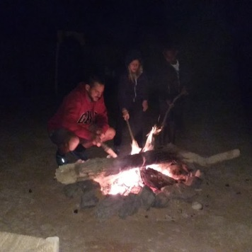 Morocco desert tour night camp
