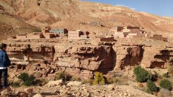 Morocco desert tour Kasbah Ait Ben Haddou