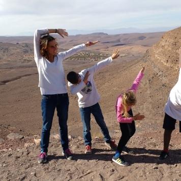 Morocco desert tour Anti Atlas