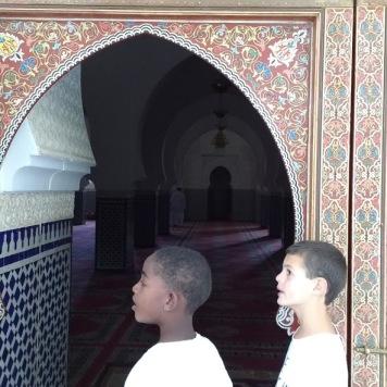 Morocco desert tour Tafilalte mosque