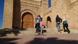 Visit to the Rabat kabash of the Udayas