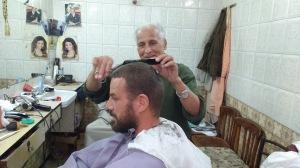 Salé barber mandatory visit