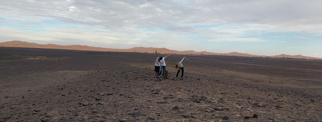 Soledad crew desert