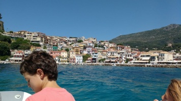 Paxos from the water