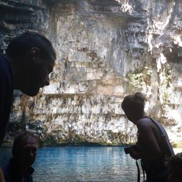 Kefalonia Melissani caves