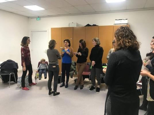 Giving Positive Discipline workshop