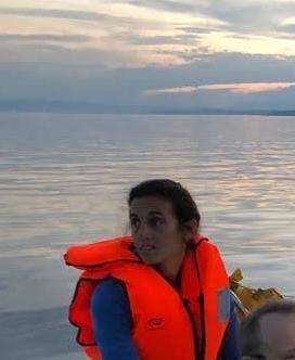 Sailing leman lake Kanaloa