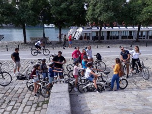 Sevilla bike guided tour
